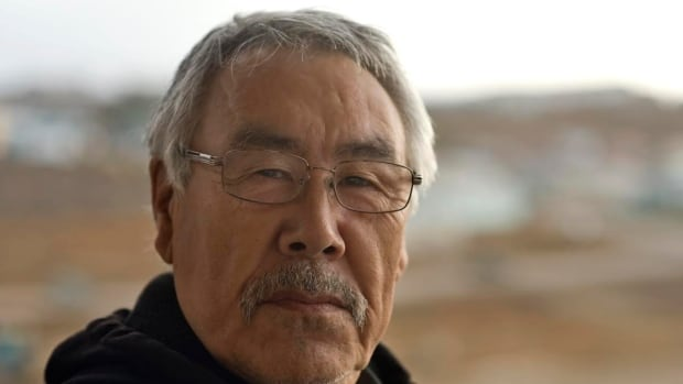 'Being the capital, we need to be aware of its appearance. We as a city need to set an example of how to maintain our municipal responsibilities,' says Simon Nattaq, who's seeking re-election on Iqaluit city council.