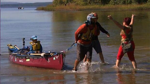 family canoe edmonton montreal Gendreau-Berthiaume