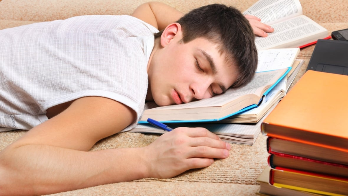 Remain asleep teen sleep problems