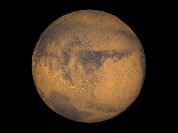 Mars Terra Meridiani September 28