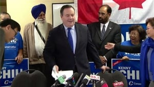 Jason Kenney Immigration