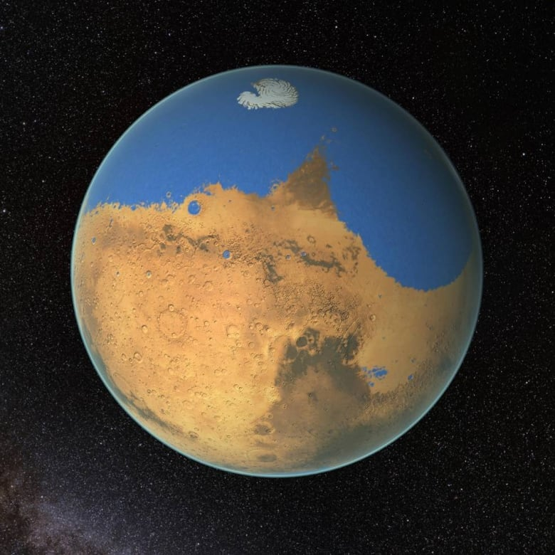 Mars shocker: Liquid water lake found on the Red Planet
