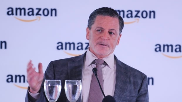 Dan Gilbert, chairman and founder of Quicken Loans, said Detroit is excited to work with Windsor on a bid to host Amazon's new HQ.