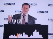 Halifax mayor Mike Savage says the city's strength is their growth in recent years with the addition of companies like IBM and RBC. He hopes the city will be considered for Amazon's second headquarters.