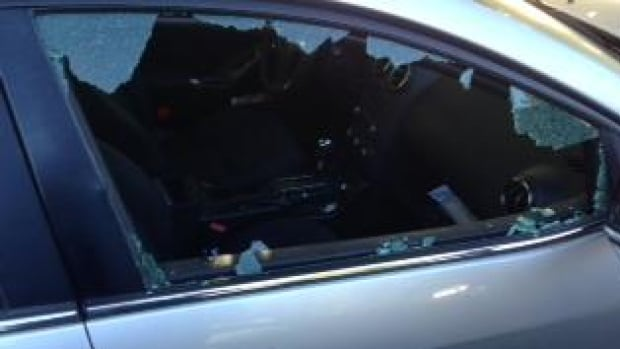 It's extremely simple to break a car window to steal things or jump in and drive away, say Winnipeg police.