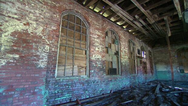 Rural Derelict buildings
