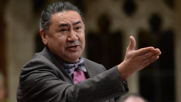 A Cree from Waswanipi, the NDP's Romeo Saganash became the first aboriginal MP ever elected in Quebec in 2011. He's heading back to Ottawa for a second term.
