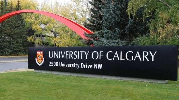 The University of Calgary's computer network has been affected by malware.