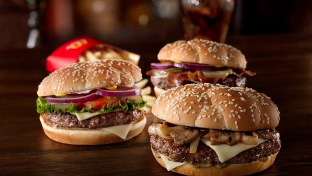 My Burger Kitchener Menu