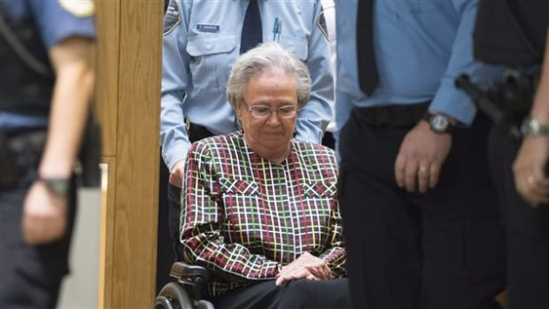 Former lieutenant-governor Lise Thibault was sentenced to 18 months in jail for fraud and breach of trust.