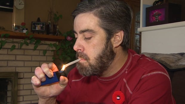Chris Backer says mixing tobacco with marijuana is a tradition that needs to end.