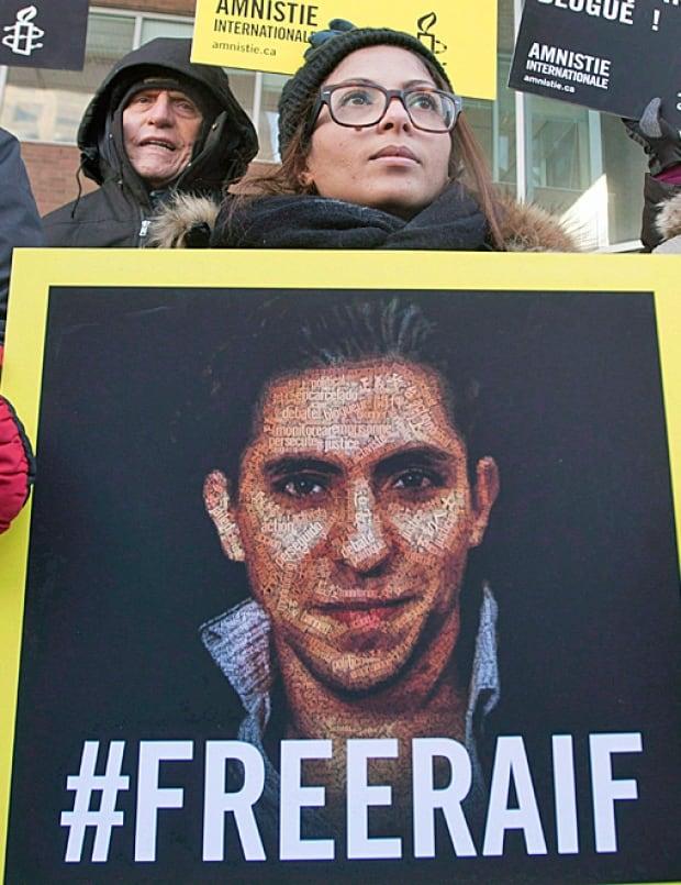Saudi Blogger Flogging 20150611