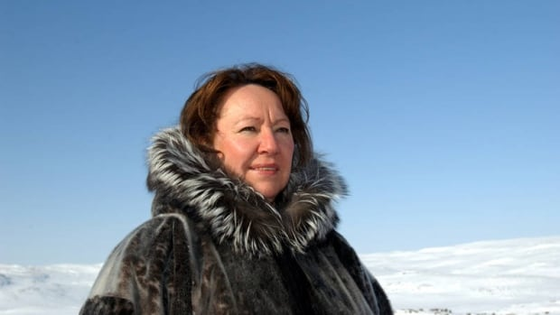 'I am truly grateful to be recognized for such a prestigious award at a time when our common troubled atmosphere and our challenged planet is crying out for action from global leaders,' says Sheila Watt-Cloutier.