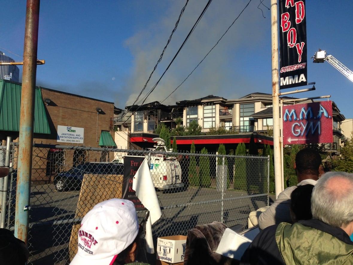 Surrey fire victims hope to retrieve belongings soon