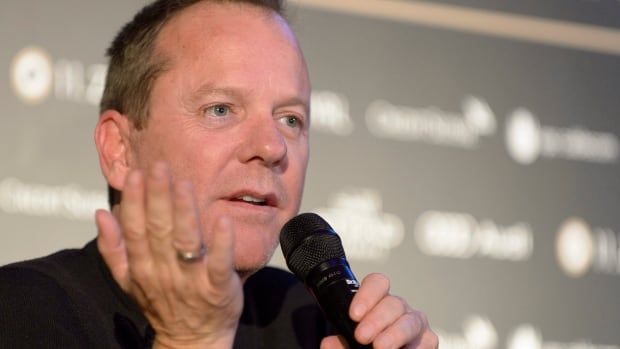 Canadian actor Kiefer Sutherland narrates the six-part series Keeping Canada Alive, which was shot over a 24-hour period at hospitals, clinics and homes from coast to coast to coast.