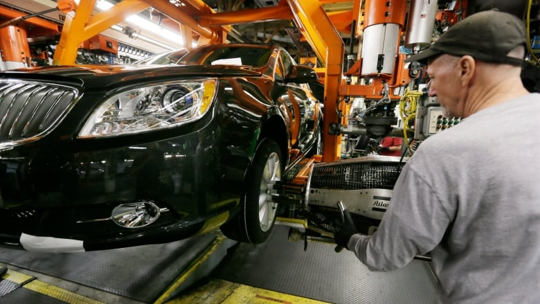 Ontario Could Feel The Pain If Trump Makes Good On Auto Tariff