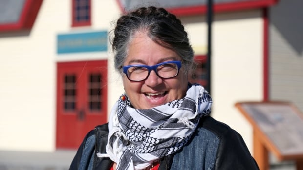 Diane Lebouthillier, Liberal candidate, Gaspésie-Îles-de-le-Madeleine.
