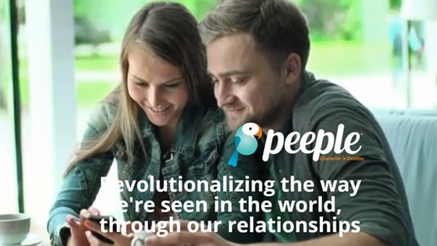"""You should have the right to know who somebody is before you invite them into your home,"" says the CEO of Peeple."