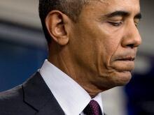 APTOPIX Obama Oregon School Shooting