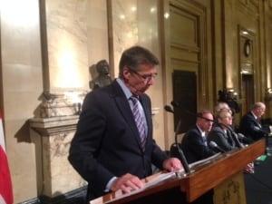 Pierre desrochers city sewage st lawrence