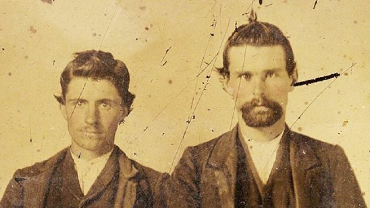 Last Known Photo Of Wild West Icon Jesse James Identified
