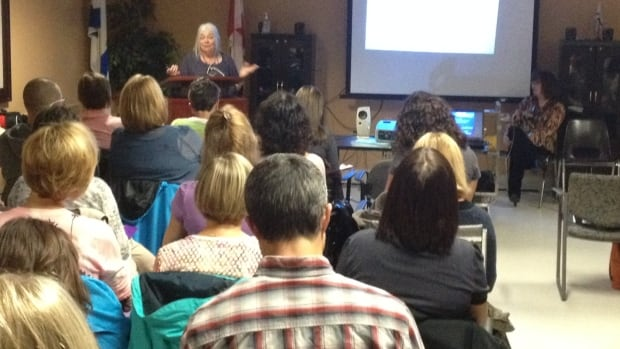 Dr. Brenda Durdle, a psychologist, says people need to focus on being healthy instead of weight.