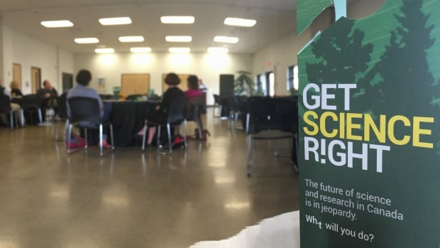 "Two ""Get Science Right"" discussions were held in Saskatoon, hosted by the University of Saskatchewan Faculty Association."