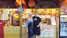 Margarita's Dishes' Danny and Megan Korduner