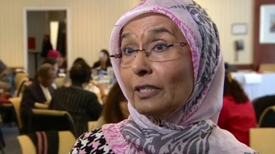 Shaheen Ashraf, a board member of the Canadian Council of Muslim Women in Montreal, says Bill 62 clearly targets Muslim women and will lead to their further marginalization in Quebec society.