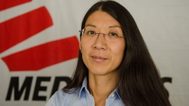 Joanne Liu, the international president of Doctors Without Borders, was born in Quebec City.
