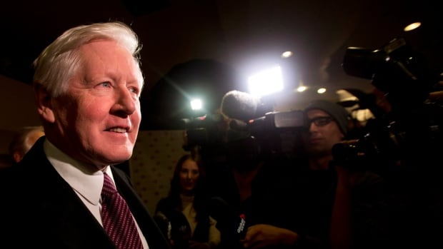 Bob Rae, seen speaking to the media in this January 2014 file photo, has been named special envoy to Myanmar.