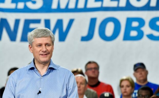 Stephen Harper Conservative leader federal election 2015