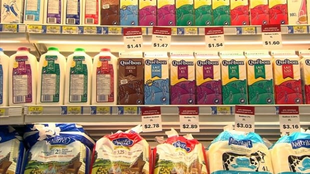 The Trans-Pacific agreement includes opening 3.25 per cent of the country's dairy market.
