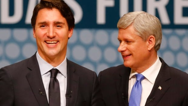 Based on where the polls stand today, these two men have the best chance to win the election on Oct. 19.
