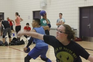 Dodgeball Winnipeg