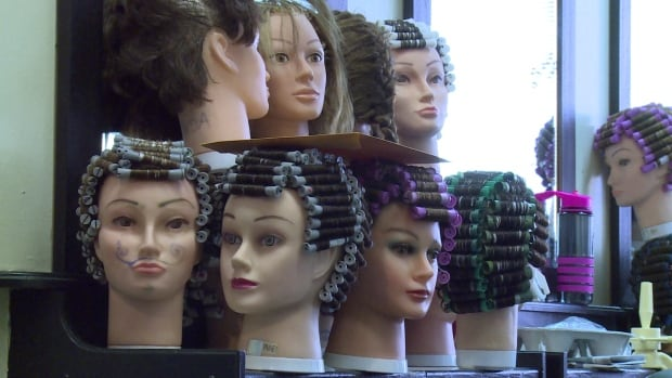 Island hair salons are struggling to fill vacancies.