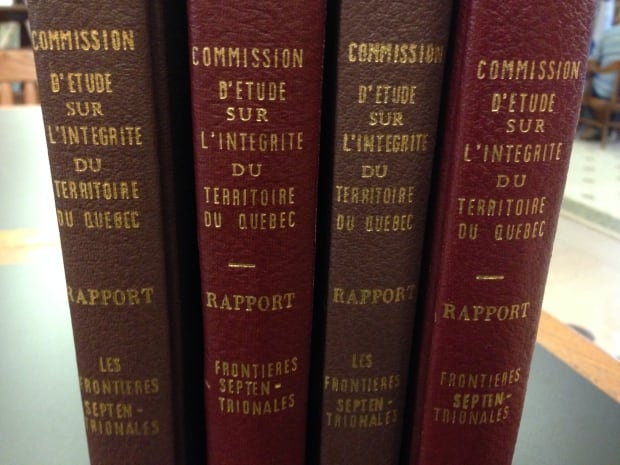 Commission on Quebec's boundaries