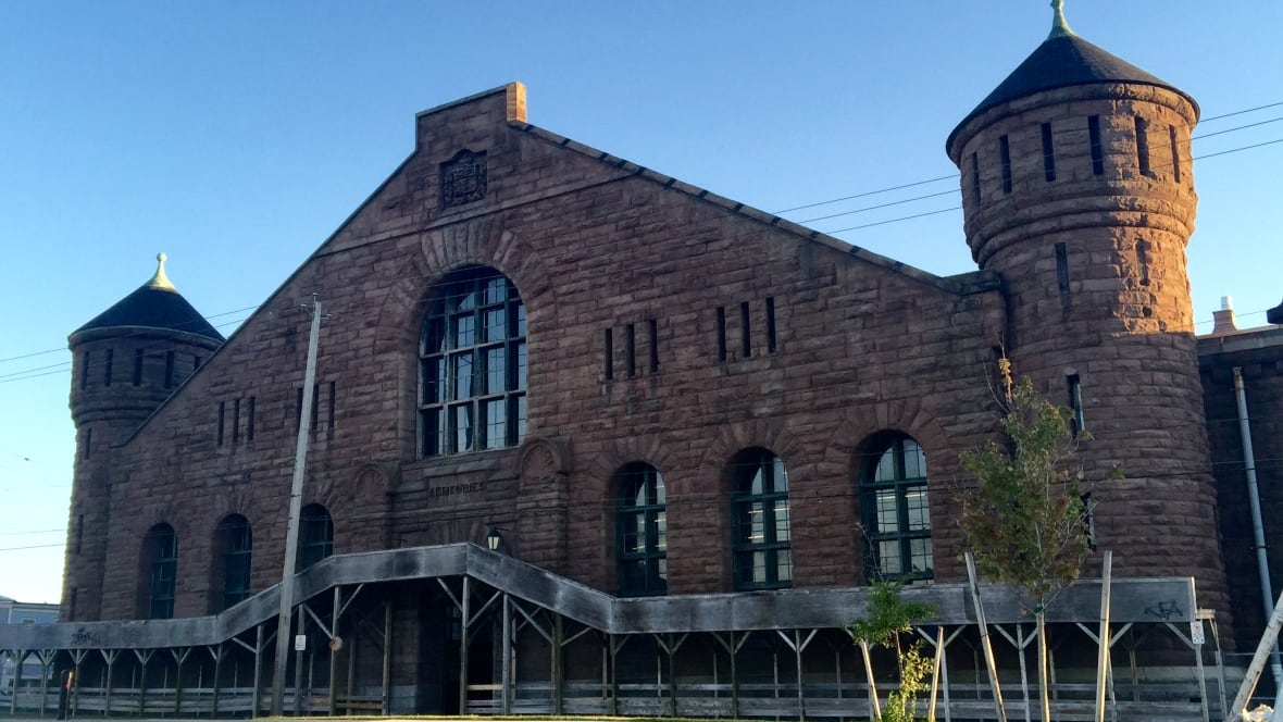 130m Renovation Will Restore The North Park Armoury The Poppy On The Lapel Of Halifax Nova