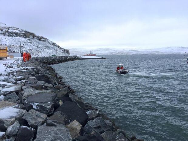 Salluit Nunavik fuel spill groupe desgagnes