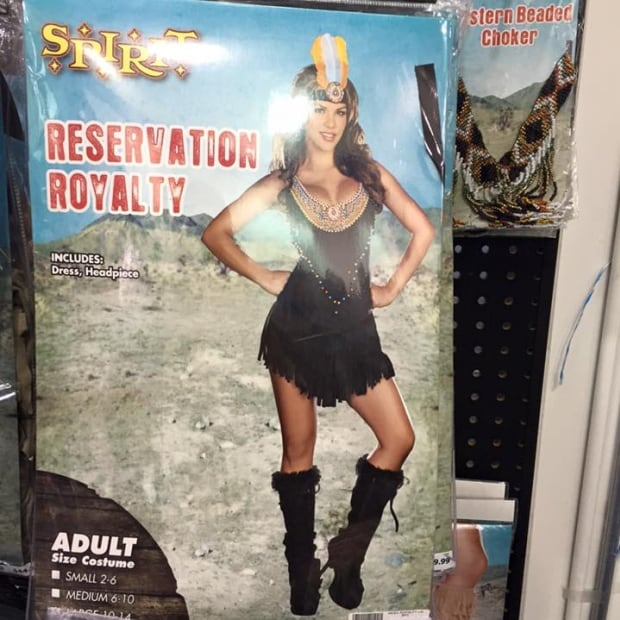 reservation royalty is one of the halloween costumes for adults on display at a - Halloween Stores Oklahoma City
