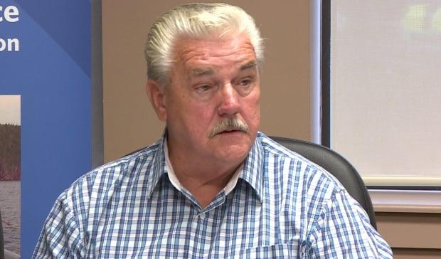 Gordon Noseworthy, mayor Twillingate