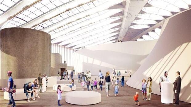 biodome renovation plan