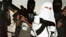 Beverley Giesbrecht - the woman who joined the taliban