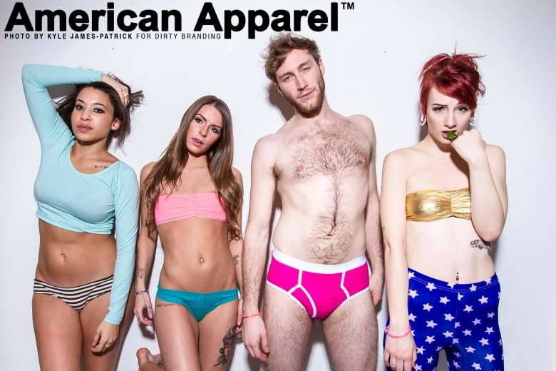 American Apparel returning to Canada with online store american apparel