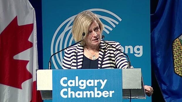 Rachel Notley Calgary Chamber