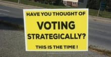 Strategic Voting Kanata Carleton