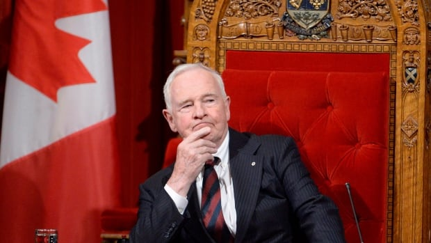 Gov. Gen. David Johnston could face some tough constitutional decisions if a minority government is elected on Monday.