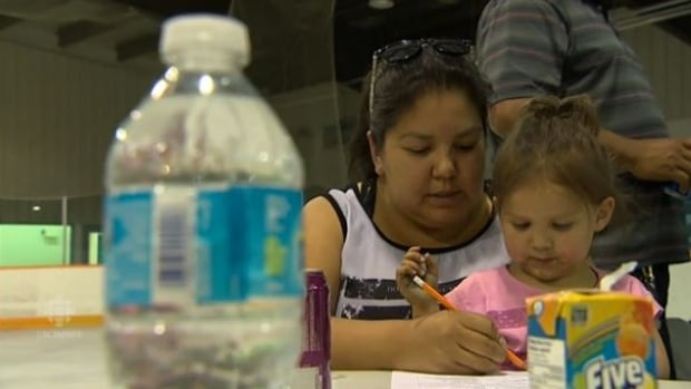 Bottled water remains the source of drinking water for members of the Shoal Lake 40 First Nation. The community remains under an 18-year boil water advisory, despite being located next to the source of Winnipeg's water supply.