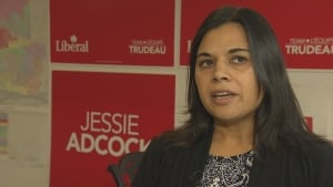 Jessie Adcock Liberal candidate Port Moody-Coquitlam