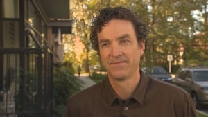 UBC political science professor Richard Price